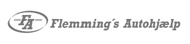 Flemmings Autohjælp logo